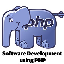 Software Development using PHP