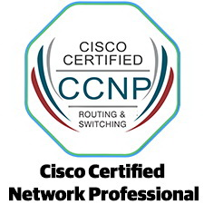 Cisco Certified Network Professional(CCNP Routing  Switching)
